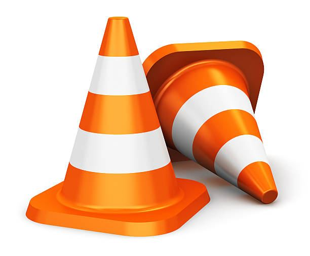 cone-clipart-safety-cone-11
